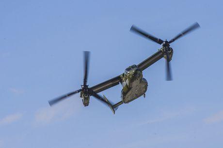 Kham pha suc manh 'chim ung bien' Boeing V-22 Osprey - Anh 3