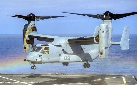 Kham pha suc manh 'chim ung bien' Boeing V-22 Osprey - Anh 6