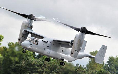 Kham pha suc manh 'chim ung bien' Boeing V-22 Osprey - Anh 7