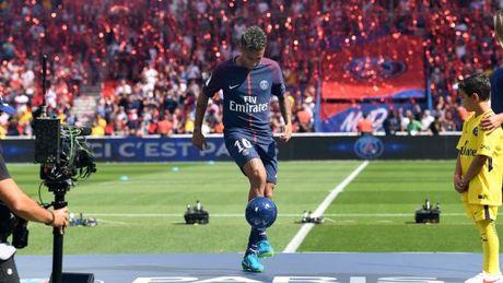 NONG: Neymar co the ra mat PSG cuoi tuan nay - Anh 1
