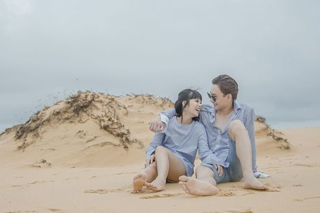 Hoang Yen Chibi lan dau khoa moi 'ban trai' - Anh 3