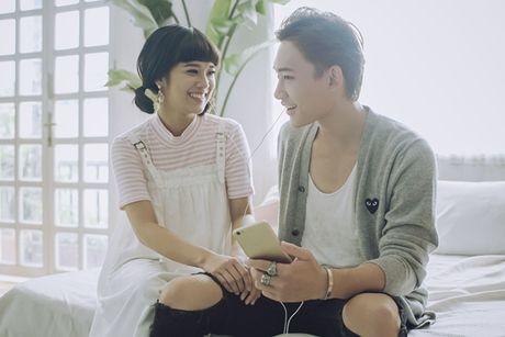 Hoang Yen Chibi lan dau khoa moi 'ban trai' - Anh 7
