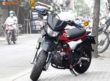 Honda minibike được độ độc tại Hà Nội