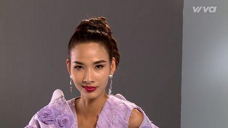 Minh Tu 'sua sai' cho Lan Khue va Hoang Thuy - Anh 4