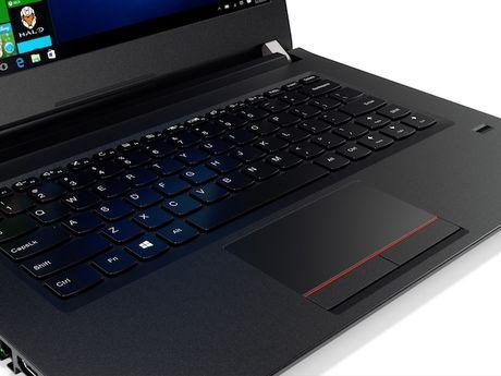 Lenovo tung bo doi laptop gia mem, co bao mat van tay - Anh 1