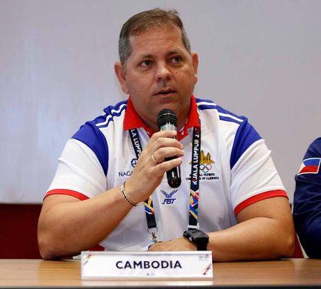 San HCV SEA Games 29: U22 Thai Lan, U22 Viet Nam muon lam ong trum - Anh 3