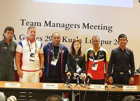 San HCV SEA Games 29: U22 Thai Lan, U22 Viet Nam muon lam ong trum - Anh 4