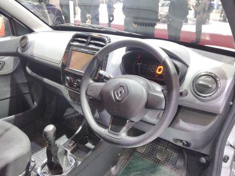 Xe oto Renault Kwid moi 'gia re giat minh' chi 222 trieu - Anh 4