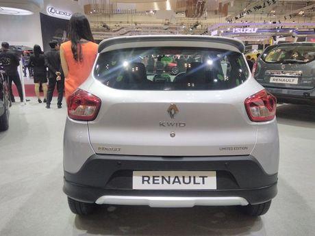 Xe oto Renault Kwid moi 'gia re giat minh' chi 222 trieu - Anh 6