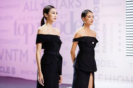 Thi sinh doi bo ve cua Next Top Model: 'Minh gioi thi minh tu hao' - Anh 3