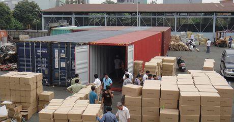 Chi dao noi bat: Bo Cong an vao cuoc lam ro vu 213 container bi 'mat tich' - Anh 1