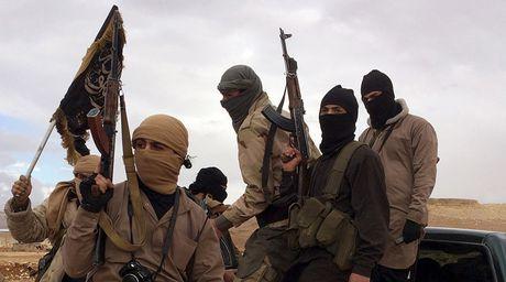 Bai tran truoc IS, chien binh nguoi Kurd keo nhau bo tron khoi Raqqa - Anh 1