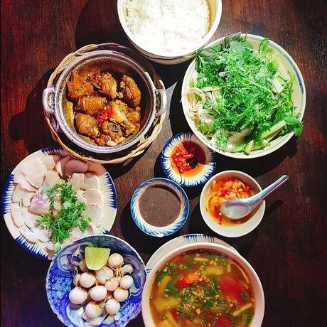 Nhung quan com nha ngon mieng, view dep than thuong o Sai Gon - Anh 1