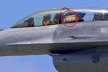Dung tiem kich F-16 cho do an, phi cong Dai Loan bi dieu tra - Anh 1
