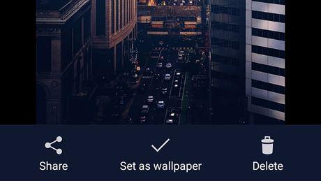 Meo giup thiet bi Android tu dong doi hinh nen sieu dep - Anh 5
