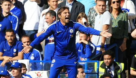 Chelsea thua soc, nguy co Conte bi sa thai tang dot bien - Anh 1