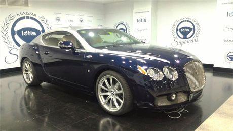 Bentley Continental GTZ 'hang hiem' duoc rao ban - Anh 1