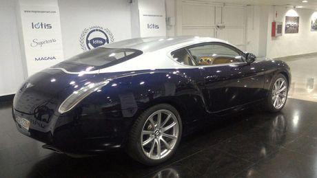 Bentley Continental GTZ 'hang hiem' duoc rao ban - Anh 4