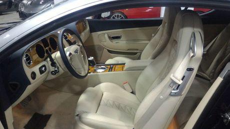 Bentley Continental GTZ 'hang hiem' duoc rao ban - Anh 5
