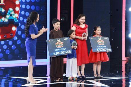 Quan quan Vietnam Idol Kids soan luon giai nhat Gia dinh song ca - Anh 16