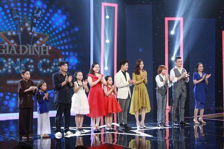Quan quan Vietnam Idol Kids soan luon giai nhat Gia dinh song ca - Anh 1