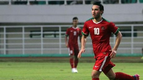 U.22 Indonesia chot doi hinh du SEA Games 29 - Anh 2