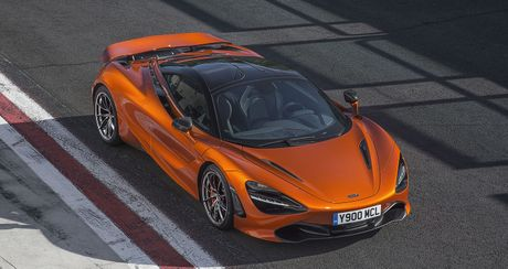 Muon mua McLaren 720S moi, khach phai cho den nam 2019 - Anh 1