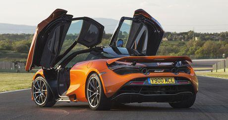 Muon mua McLaren 720S moi, khach phai cho den nam 2019 - Anh 2