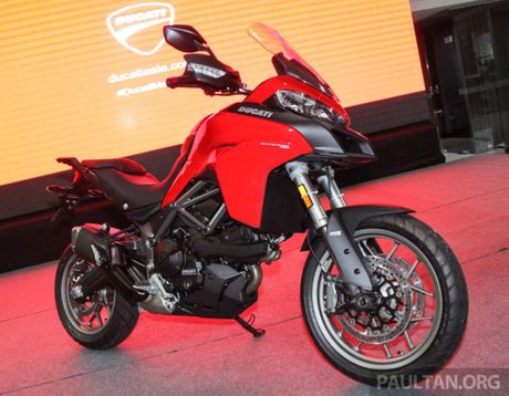 Chot gia ban Ducati Multistrada 950 va Monster 797 tai Malaysia - Anh 1