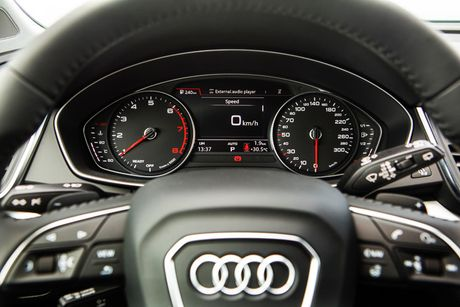 Chi tiet Audi Q5 - at chu bai moi cua Audi Viet Nam - Anh 11