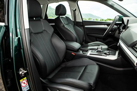 Chi tiet Audi Q5 - at chu bai moi cua Audi Viet Nam - Anh 13