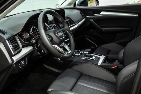 Chi tiet Audi Q5 - at chu bai moi cua Audi Viet Nam - Anh 14