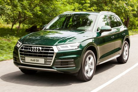 Chi tiet Audi Q5 - at chu bai moi cua Audi Viet Nam - Anh 1