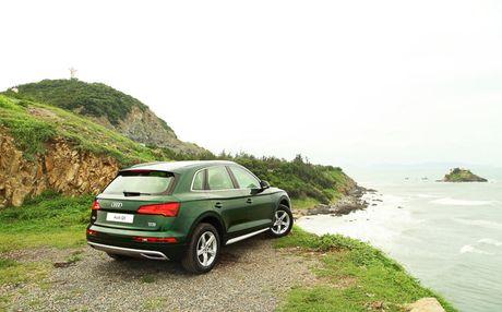 Chi tiet Audi Q5 - at chu bai moi cua Audi Viet Nam - Anh 2