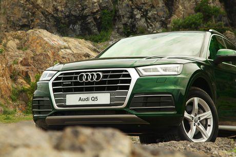 Chi tiet Audi Q5 - at chu bai moi cua Audi Viet Nam - Anh 4