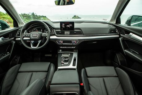 Chi tiet Audi Q5 - at chu bai moi cua Audi Viet Nam - Anh 6