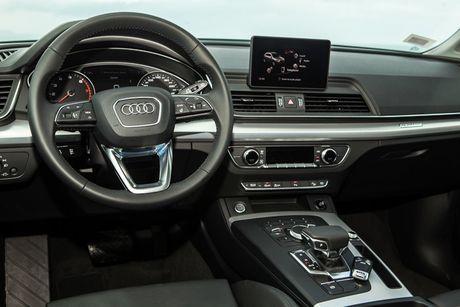 Chi tiet Audi Q5 - at chu bai moi cua Audi Viet Nam - Anh 7