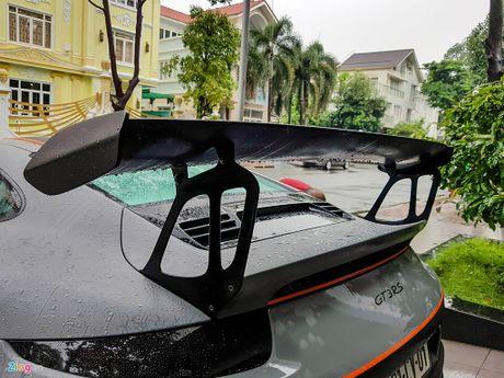 Quoc Cuong Gia Lai do Porsche 911 GT3 goi nho Car Passion - Anh 10