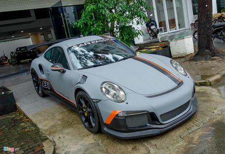 Quoc Cuong Gia Lai do Porsche 911 GT3 goi nho Car Passion - Anh 1