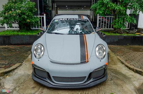 Quoc Cuong Gia Lai do Porsche 911 GT3 goi nho Car Passion - Anh 2