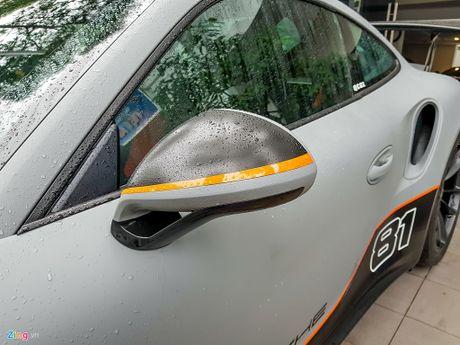 Quoc Cuong Gia Lai do Porsche 911 GT3 goi nho Car Passion - Anh 7
