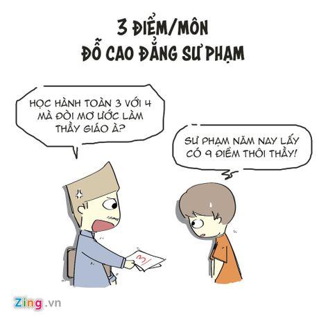 GS Ngo Bao Chau: '12,75 diem do dai hoc su pham la dang lo ngai' - Anh 2