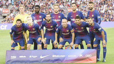 DIEM NHAN Barcelona 1-3 Real Madrid: Tran dau bi hai cua Ronaldo, Barca van nho Neymar - Anh 2