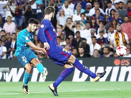 DIEM NHAN Barcelona 1-3 Real Madrid: Tran dau bi hai cua Ronaldo, Barca van nho Neymar - Anh 4