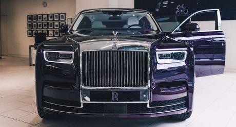 Rolls-Royce Phantom 2018 chinh thuc co mat tai cac dai ly o London - Anh 11