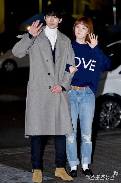 Khong con la tin don, YG Entertainment xac nhan Lee Sung Kyung va Nam Joo Hyuk chia tay - Anh 4