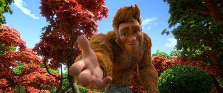 Bigfoot trong Bo To la Chan To - Tu doi thuc toi nhung thuoc phim hoat hinh - Anh 2