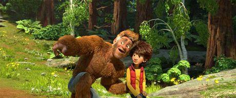 Bigfoot trong Bo To la Chan To - Tu doi thuc toi nhung thuoc phim hoat hinh - Anh 3