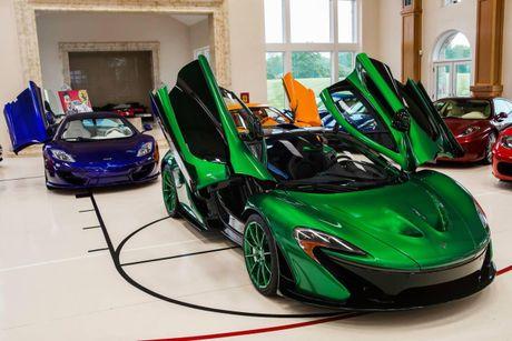 McLaren 720S MSO tim cuc doc cua ong trum sieu xe Michael Fux - Anh 3
