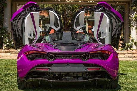 McLaren 720S MSO tim cuc doc cua ong trum sieu xe Michael Fux - Anh 4